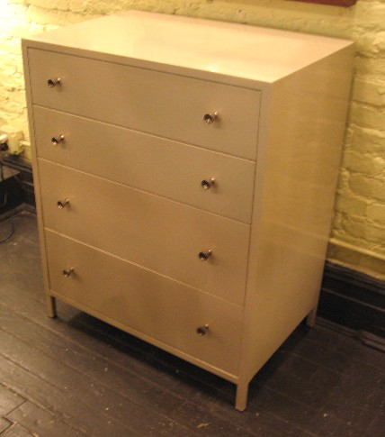 1960s Simmons Metal Dresser