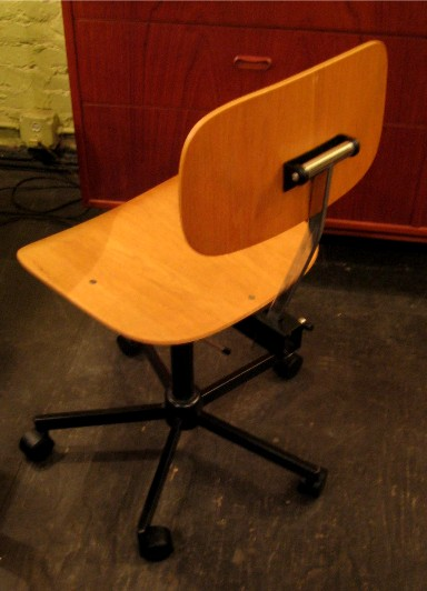 Bent Oak Task Chair by Kevi