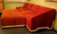 1970s Harvey Probber 6 Piece Sectional Sofa