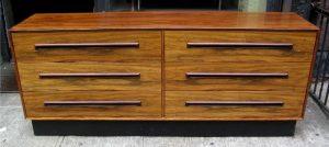 Brazilian Rosewood Double Dresser