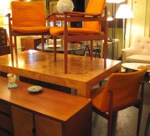 Finn Juhl Teak Dining Chairs