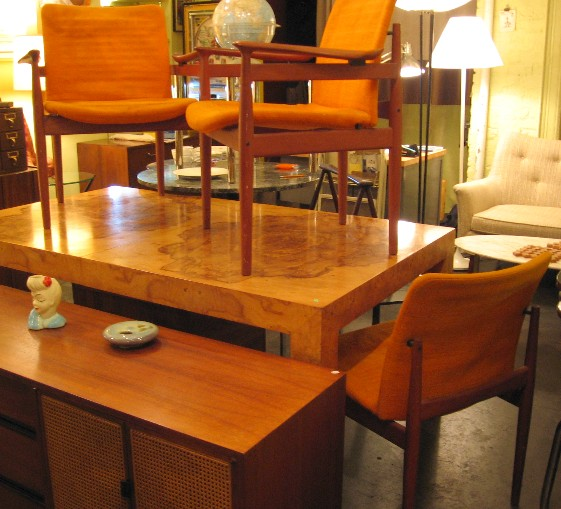 Finn Juhl Teak Dining Chairs