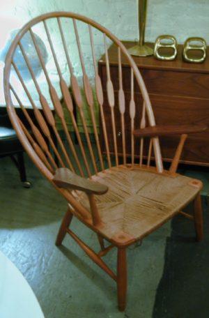 Hans Wegner Peacock Chair