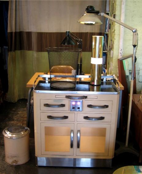 1950s Medical Cabinet