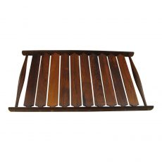 Slatted Rosewood Tray by Jens Quistgaard