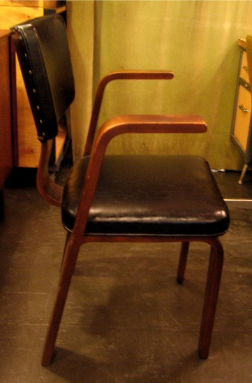 Bentwood Thonet Chair with Arms