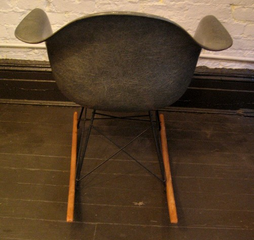 Eames Zenith Rope Edge Rocker