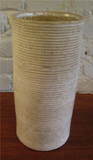 Stone Age Modern Vase by Zanesville Pottery