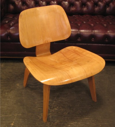 Charles & Ray Eames LCW Occasional Chair circa 1948