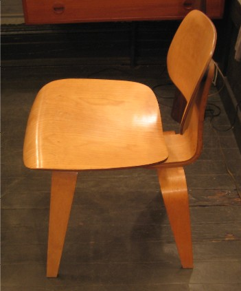 Charles & Ray Eames Early Herman Miller DCW Chair