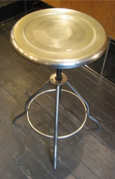 Adjustable Stainless Steel Operating Room Stool