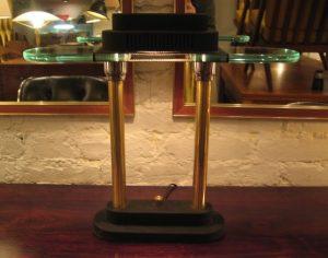 Robert Sonneman for George Kovacs Memphis Style Desk Lamp