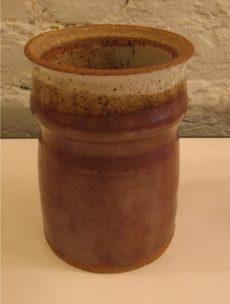 Medium Sized Flared Pot by Fischer
