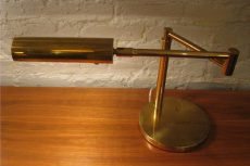 Koch & Lowy Pharmacy Style Swing Arm Table Lamp