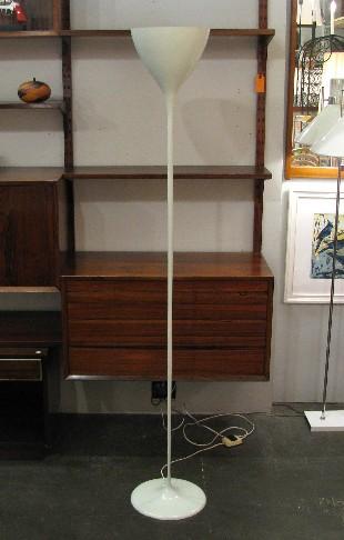 Max Bill Tulip Torchiere Floor Lamp for B.A.G. Turgi