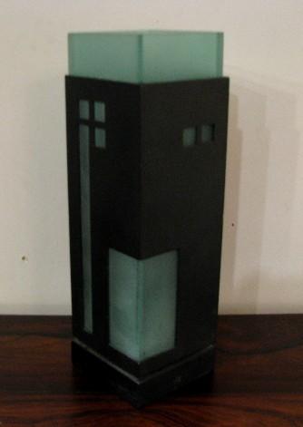 Artist Made Post Modern Vase