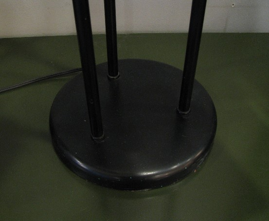 Three Headed Articulating Lamp by Koch & Lowy