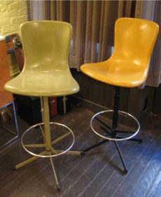 Adjustable Fiberglass Stools