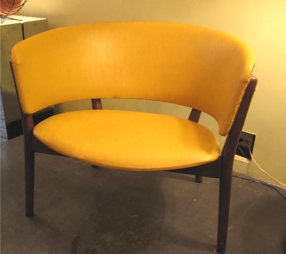 Club Chair by Nana Ditzel