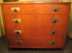 Baker 1960's 4 Drawer Dresser