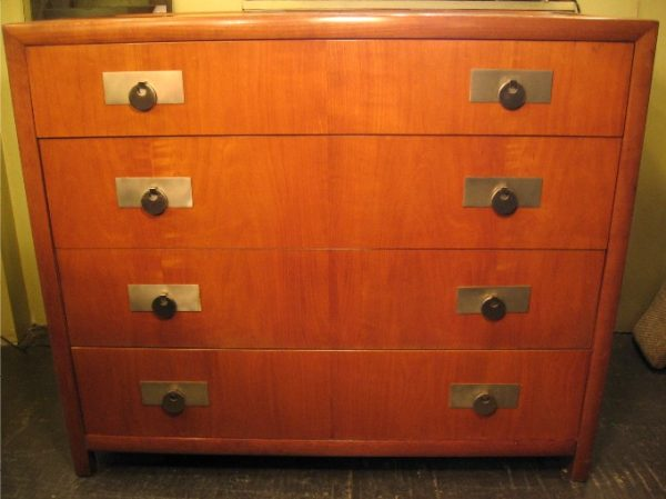 Baker 1960's 4 Drawer Dresser
