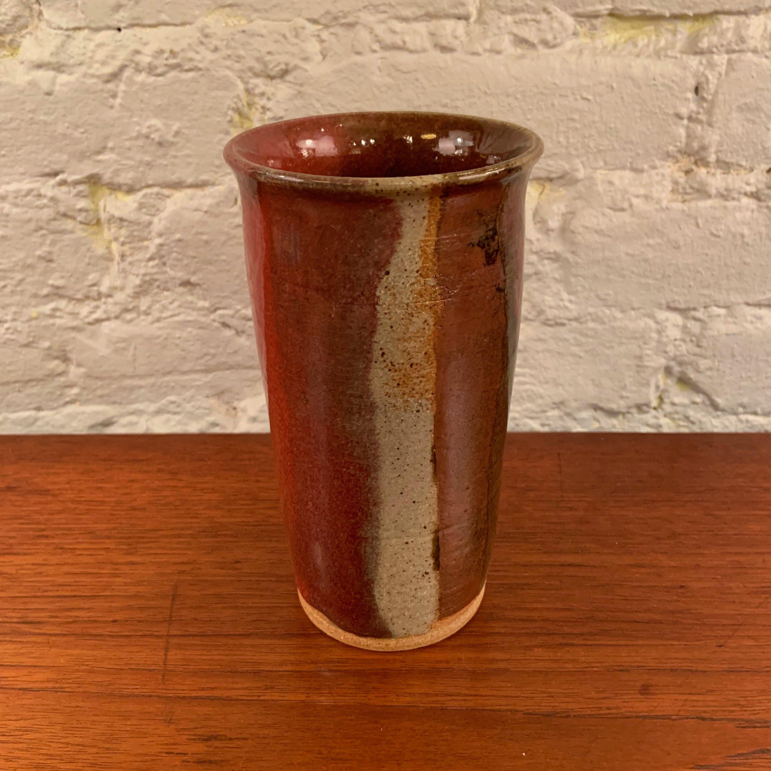 Flared Studio Vase by Harwood