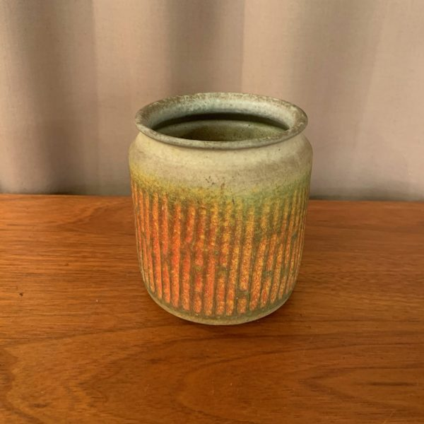Wide Studio Pot by Crawford