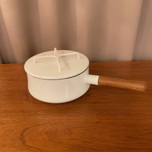 Dansk Kobenstyle Lidded Pot w/ Teak Handle
