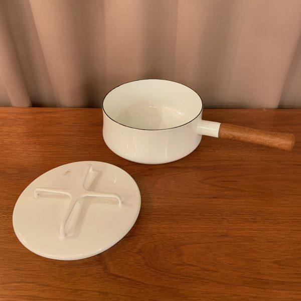 Dansk Kobenstyle Lidded Pot w/ Teak Handle