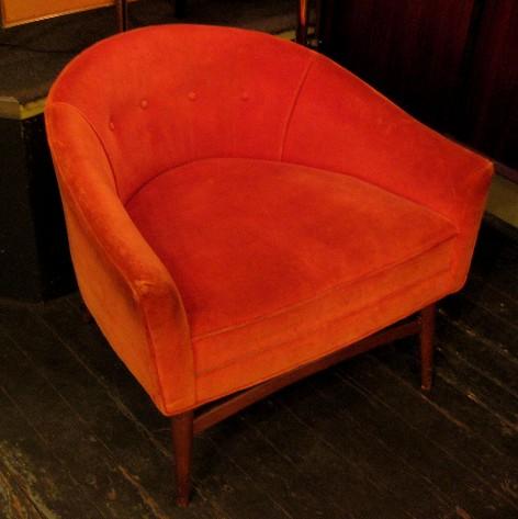 Low Club Chair