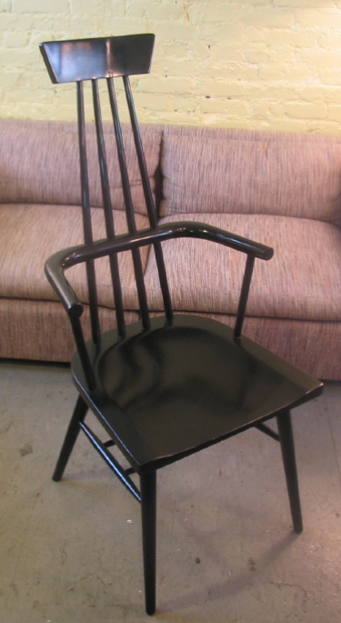 Paul McCobb Pedictor Group Highback Armchairs