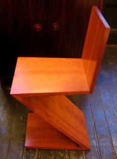 Gerrit RietveldZig Zag Chair by Cassina