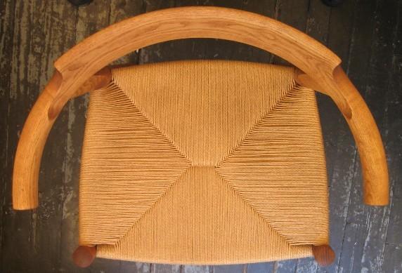 Set of 4 Hans J. Wegner PP68 Chairs