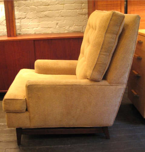 High-Backed Club Chair