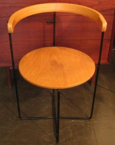 Soley Chair by Valdimar Hardarson for Kusch Co.