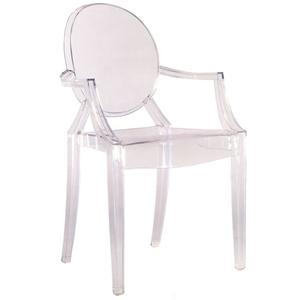 Louis Ghost Arm Chair by Kartell
