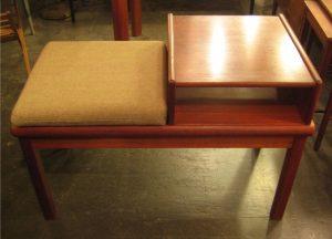 Teak Table Bench from Denmark