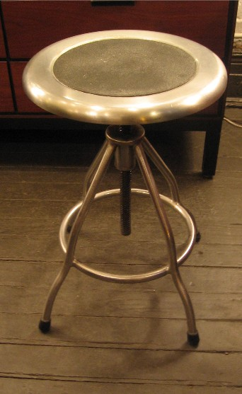 Stainless Steel Adjustable Medical Stool