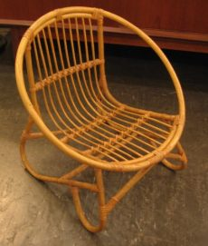 Rattan Child's Chair