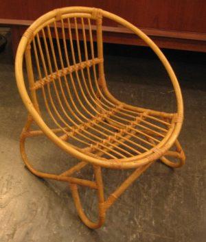 Rattan Child's Chair