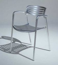 Toledo Chair by Jorge Pensi for Knoll
