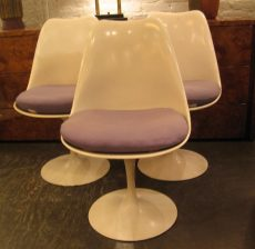 Saarinen Tulip Side Chairs by Knoll