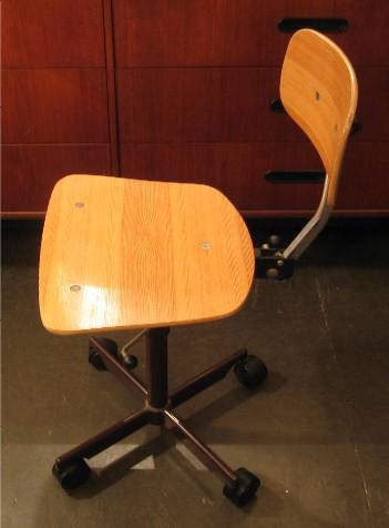 Kevi Chair by Jorgen Rasmussen in Natural Pine
