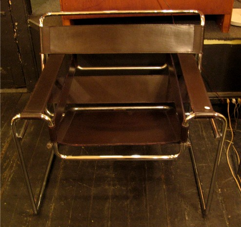 Marcel Breuer Wassily Chair by Knoll