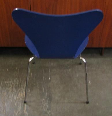 Series 7 Chair by Arne Jacobsen for Fritz Hansen