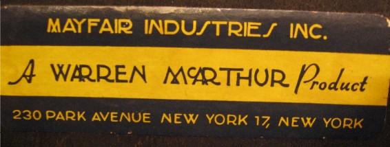 Warren McArthur Folding Aluminum Chairs