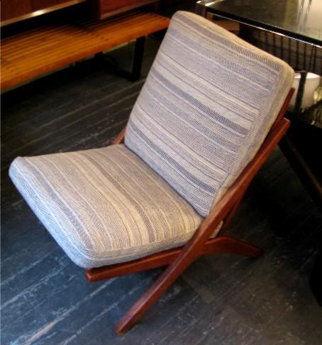 Scissors Chair by Dux of Sweden