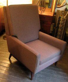 High Back Club Chair