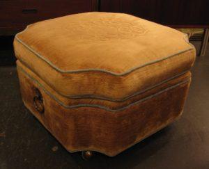 W. J. Sloane Upholstered Ottoman