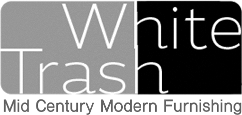 White Trash Mid Century Modern Furnishing